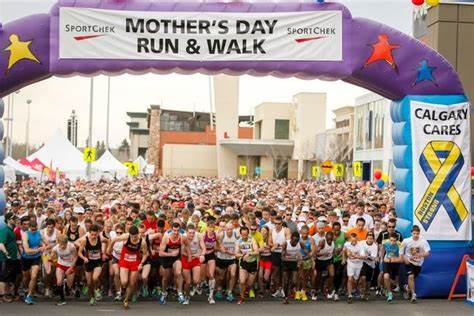 Sport Chek Mothers Day Run, Walk & Ride